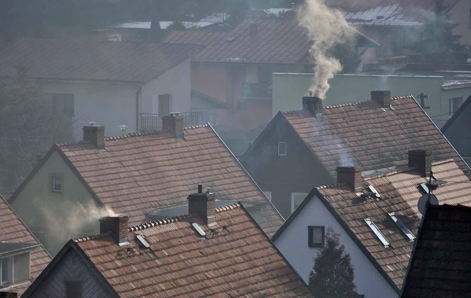 Nie tylko w miastach nie ma czym oddychać